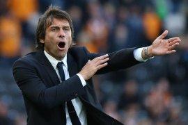 """Telah bertemu tiga kali, Conte siap """"tunggangi"""" AS Roma?"""
