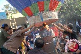11 siswa terluka akibat ledakan balon gas