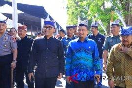 "Pemkab HSS hadiri Banyuwangi ""Art Week"" dan festival kuliner"