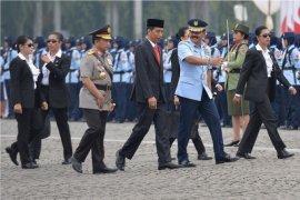 Komnas Ham sebut personel TNI-Polri bisa diberi jabatan