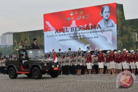 Apel bersama Hari Kartini