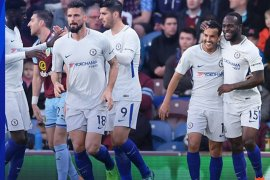 Morata cetak dua gol, Chelsea bekuk Crystal Palace 3-1