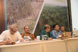 Fahutan IPB sepakat susun naskah akademik sawit sebagai tanaman hutan