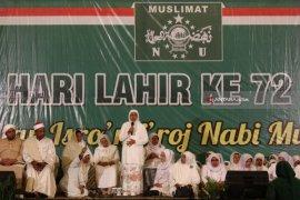 Harlah ke-72 Muslimat NU