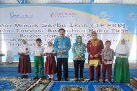 Pemprov Lampung Dorong Inovasi Menu Untuk Tingkatkan Konsumsi Ikan