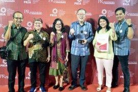 Program CSR Tenun Tanimbar INPEX Masela Raih Emas di PR Indonesia Award