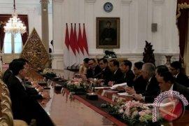 Presiden Jokowi terima Kepala Eksekutif Hong Kong