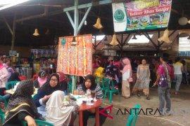 Suasana Kampung Banjar Sungai Jingah