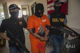 Pemesan bahan narkoba dari Tiongkok ditangkap