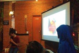 """Diskusi santai """"Landscape Talk"""" bersama alumni ARL IPB"""