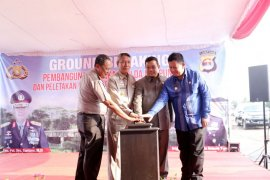 Polda Lampung Segera Memiliki Markas Baru