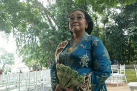 Menteri LHK bikin pangling kala peringati Hari Kartini