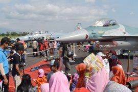 Kasau Pimpin Upacara Hari Bhakti TNI AU