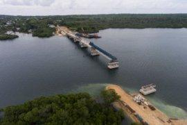 Pembangunan Jembatan Wear Arafura