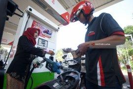 Konsumsi BBM dan elpiji di Jatim meningkat pada akhir September