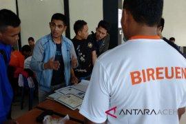 Kontingen Popda mulai tiba di Aceh Tengah