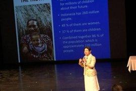 Prita wakili Indonesia pada konferensi WPRC di Norwegia