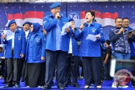 Demokrat sebut laporan Asia Sentinel kisah fiktif