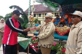Kecamatan Pangkalanbaru Bangka Tengah juara umum O2SN