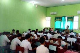 Gangguan Internet Hambat UNBK SMAN 4 Banjarbaru
