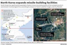 Korea Utara sudah bongkar situs nuklirnya