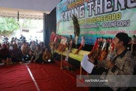 Disbudpar Bojonegoro Optimistis Kesenian Wayang Thengul Jadi Ikon