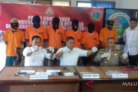 Polisi amankan empat pengguna narkoba
