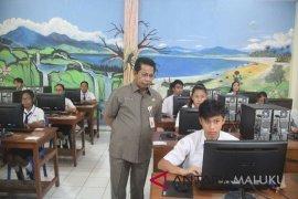 232 siswa SMP di Malut ikut ujian susulan