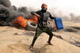 Pasukan Israel tembak mati  warga  Palestina di perbatasan Gaza