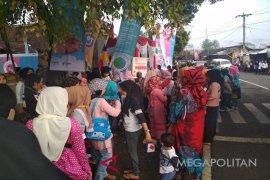 Warga Desa Citarik antusias sambut kedatangan presiden