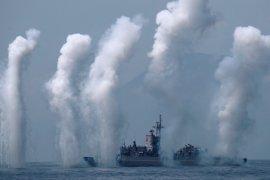 Taiwan Simulasi Penangkalan Invasi di Tengah Ketegangan dengan China