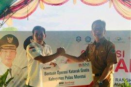 BNI Manado Gelar Operasi Katarak Gratis di Morotai Page 2 Small