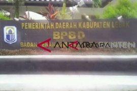 BPBD Lebak Keluarkan Peringatan Waspada Bencana Alam