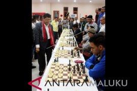 Percasi Maluku seleksi atlet Kejurnas catur Aceh