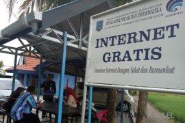 Pemkab HSS Bangun 19 Titik WIFI Gratis