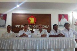 Partai Gerindra Denpasar kutuk peristiwa pemboman Surabaya