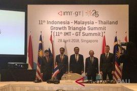 "Presiden Jokowi: Indonesia-Malaysia-Thailand ""building block"" ASEAN"