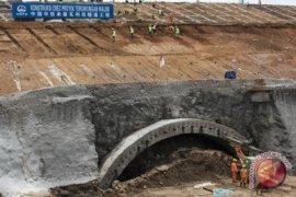 Proyek kereta cepat Jakarta-Bandung masih terkendala pembebasan lahan