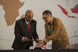 GMF sepakati kerja sama perawatan pesawat Ethiopia