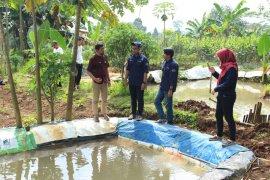 Himakua IPB tebar tiga ribu benih ikan di desa binaan