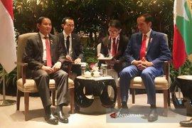 Presiden Jokowi Ucapkan Selamat kepada Presiden Baru Myanmar (Video)