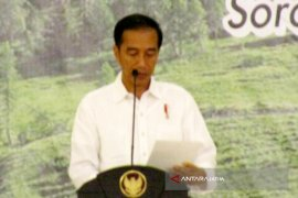 Jokowi Hadiri Peringatan Harlah Ke-45 PPP