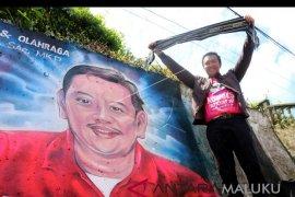 Menpora apresiasi seniman mural di Ambon