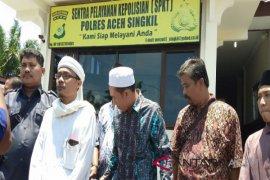 Ormas apresiasi kinerja kepolisian tangkap penista agama