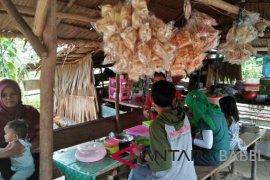 Berkat PT Timah, Sumiati berhasil kembangkan toko kelontongan