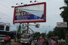 Parpol di Aceh Tengah diminta tertibkan APK