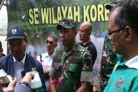 Korem 061/Suryakancana bentuk relawan bela alam