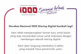 Bali salah satu target gerakan 1.000 startup digital