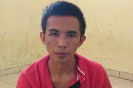 Tahanan narkoba coba melarikan diri berhasil ditangkap
