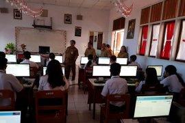 UNBK SMP Banjarbaru berlangsung dengan baik